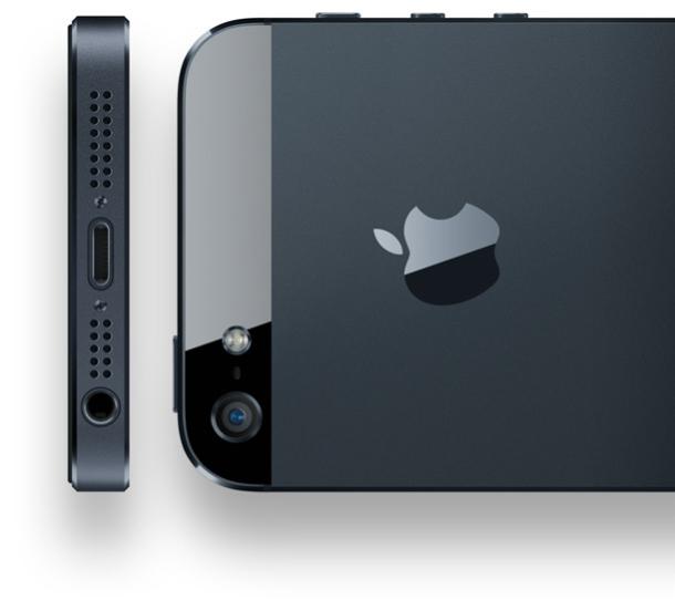 Aufgrund optimierter Chipherstellung soll der A6 deutlich energieeffizienter als sein Vorgänger sein. Daher bietet das iPhone 5 auch eine längere Akkuleistung als das iPhone 4S. Der Akku hält jetzt länger. 8 Stunden Sprechzeit, 8 Stunden surfen mit 3G oder LTE, 10 Stunden mit Wi-Fi, 10 Stunden Videogucken, 40 Stunden Musik, 225 Stunden Standby (Foto: Apple).