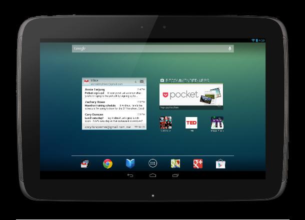 Mehrbenutzer-tauglich: ein Tablet lässt sich jetzt mit mehreren Anwendern teilen  (Foto: Google).