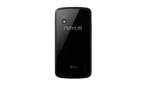 Außerdem unterstützt das Nexus 4 wie Nokias Windows-Phone-8-Modelle Lumia 920 und 820 kabelloses Laden. Ein NFC-Chip für bargeldloses Bezahlen oder drahtlose Datenübertragung ist ebenfalls an Bord. Neben einer rückseitigen 8-Megapixel-Kamera für Foto- und Videoaufnahmen gibt es eine 1,3-Megapixel-Webcam in der Front. Die Laufzeit des 2100-mAh-Akkus ist mit 15,3 Stunden Gesprächsdauer und 390 Stunden Standby spezifiziert (Foto: Google).
