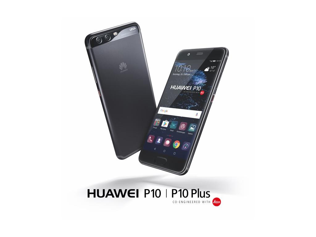 """<b>MWC: Huawei P10 Plus/P10</b><br> Huawei hat auf dem Mobile World Congress in Barcelona die beiden neuen Smartphones P10 und P10 Plus vorgestellt. Die Smartphones haben sowohl eine Dual-Kamera 2.0 von Leica mit Porträt-Modus wie auch eine Frontkamera von Leica für Selfies an Bord. <br> Das Huawei P10 ist ab Mitte März zu einem unverbindlichen Verkaufspreis von 599 Euro in den Farben Graphite Black, Mystic Silver, Dazzling Blue und Prestige Gold in Deutschland verfügbar. Das Huawei P10 Plus ist ab Anfang April in den Farben Graphite Black, Mystic Silver, Dazzling Gold, Dazzling Blue und Greenery für 749 Euro erhältlich.<br> Weitere Infos: <a href=\""""http://www.zdnet.de/88288714/mwc-huawei-stellt-smartphones-p10-und-p10-plus-sowie-die-watch-2-vor/\"""" target=\""""_blank\"""">Huawei P10 Plus/P10</a>"""