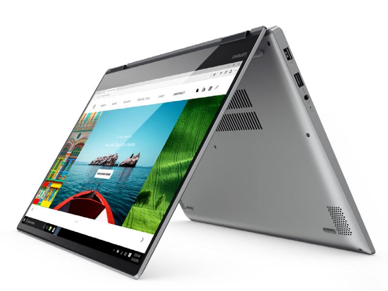 """<b>Lenovo Yoga 520/720</b><br> Auf dem Mobile World Congress (MWC) in Barcelona präsentiert Lenovo neue Convertible-Modelle der Reihen Yoga 520 (14 sowie 15 Zoll) und Yoga 720 (13 sowie 15 Zoll). Eine Messe rund um den Mobilfunk als Ort der Präsentation wählte der Hersteller offenbar, um die """"Portabilität von Geräten als Muss für personalisiertes Computing unterwegs in unserem hochmobilen Leben"""" zu betonen. <br> Dazu sollen geringeres Gewicht und Maße beitragen, während Kompromisse bei der Akkulaufzeit zu vermeiden waren. Die neue 13-Zoll-Version von Yoga 720 kommt mit 1,3 Kilogramm und damit 13 Prozent weniger Gewicht aus, und die Bauhöhe wurde um 17 Prozent auf 14,3 Millimeter verringert. Mit 19,9 Millimeter und 1,74 Kilogramm präsentiert sich auch Yoga 520 dünner und leichter als zuvor. Bei der 15-Zoll-Version von Yoga 720 stellt der Hersteller eine Akkulaufzeit von bis zu 9 Stunden in Aussicht, beim Yoga 520 sogar 10 Stunden – jeweils beim Betrieb mit Full-HD-Auflösung.<br> Weitere Infos: <a href=\""""http://www.zdnet.de/88288757/lenovo-stellt-yoga-720-und-yoga-520-vor/\"""" target=\""""_blank\"""">Lenovo Yoga 520/720</a>"""