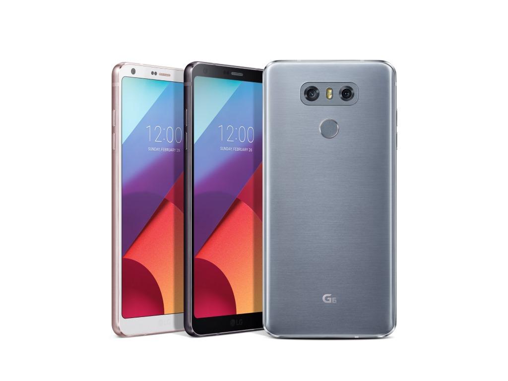 """<b>LG G6</b><br>LG hat auf dem Mobile World Congress in Barcelona sein neues Smartphone-Flaggschiff G6 <a href=\""""http://www.zdnet.de/88288645/lg-g6-mit-189-display-und-dual-kamera/\"""" target=\""""_blank\"""">vorgestellt</a>. Die Ränder des Alu-Gehäuses sind ziemlich schmal, sodass die Abmessungen des mit einem 5,7 Zoll großen Display ausgestatteten Smartphones insgesamt relativ kompakt bleiben. Mit einer Höhe von 148,9 mm ist es exakt so groß wie das LG G4 mit 5,5 Zoll Screen. Und mit einer Breite von 71,9 mm unterbietet es sämtliche Vorgänger der G-Serie erheblich, die bis auf 76,1 mm kommen. Mit 7,9 mm Tiefe ist es allerdings etwas dicker als das G5, aber dünner als das G4.<br> Highlight des G6 ist das Display mit einer Auflösung von 2880 mal 1440 Pixel. Es unterstützt Dolby Vision und HDR 10 auf. Beides sind Bildformate mit einem höheren Dynamikumfang, die eine verbesserte Anzeige versprechen. </br> Weitere Infos: <a href=\""""http://www.zdnet.de/88288645/lg-g6-mit-189-display-und-dual-kamera/\"""" target=\""""_blank\"""">LG G6</a>"""