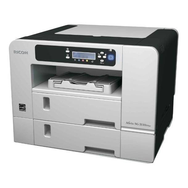 Ricoh bietet optional weitere Papierkassetten, womit ein maximaler Papiervorrat von 850 Blatt erreicht werden kann. Der Multi Bypass Tray BY1040 bietet Platz für weitere 100 Blatt (hier ist nur die zweite normale Papierkassette abgebildet). (Foto: Ricoh).