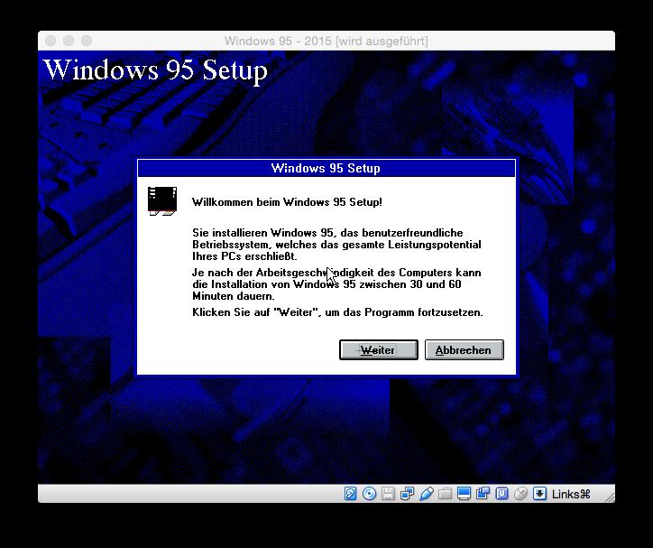 """Vor 25 Jahren erschien im August <a href=\""""https://de.wikipedia.org/wiki/Microsoft_Windows_95\"""" target=\""""_blank\"""">Windows 95</a> (Codename Chicago). Zeitgleich startet Microsoft eine riesige Werbekampagne, die mit dem Rolling-Stones-Song \""""Start me up\"""" auf das neu eingeführte Startmenü aufmerksam machte. Dieses ist auch heute noch in Windows enthalten - natürlich in abgewandelter Form.<br> Das Microsoft-Betriebssystem stellte in der Windows-Geschichte einen Meilenstein dar. Es setzte zwar DOS voraus, unterstützte aber präemptives Multitasking von 32-Bit-Anwendungen. Damit war es in dieser Hinsicht dem damaligen Mac OS überlegen. Dieses bot zwar auch Multitasking, aber nur in kooperativer Form. D.h. die Anwendungen müssen sich untereinander abstimmen, was die Nutzung der CPU angeht. Verlangt ein Programm viel CPU-Zeit, müssen andere Anwendungen warten. Beim <a href=\""""https://de.wikipedia.org/wiki/Multitasking#Pr.C3.A4emptives_Multitasking\"""" target=\""""_blank\"""">präemptiven Multitasking</a> wird durch das Betriebssystem geregelt, welche Anwendung wie lange Rechenzeit erhält. Präemptives Multitasking funktionierte unter Windows 95 allerdings nur mit 32-Bit-Anwendungen. Multitasking mit älteren 16-Bit-Programmen verlief hingegen kooperativ. <br> Als Neuerung gegenüber dem Vorgänger Windows 3.11 enthielt Windows 95 darüber hinaus eine neue Oberfläche sowie Unterstützung für lange <a href=\""""https://de.wikipedia.org/wiki/Dateiname\"""" target=\""""_blank\"""">Dateinamen</a>. Mit DOS konnten Dateien nur nach dem <a href=\""""https://de.wikipedia.org/wiki/8.3\"""">8.3-Schema</a> benannt werden wie \""""bayern.txt\"""".  <br>siehe auch: <a href=\""""https://www.zdnet.de/88242467/30-jahre-windows-rueckblick-in-bildern/#image=1\"""" target=\""""_blank\"""">30 Jahre Windows: Rückblick in Bildern</a>"""